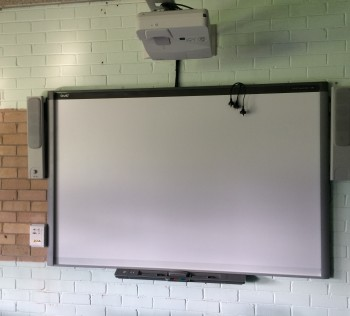 Projector Installation in Classrooms